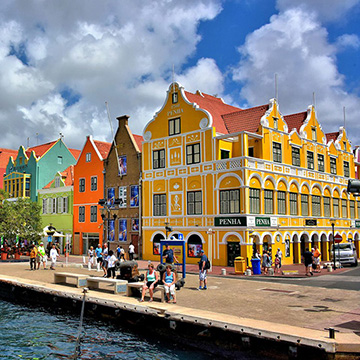 Willemstad Historical Tour